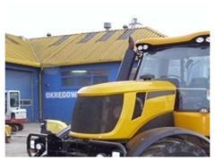JCB FASTRAC 3200 GWARANCJA Ciągnik rolniczy ID704