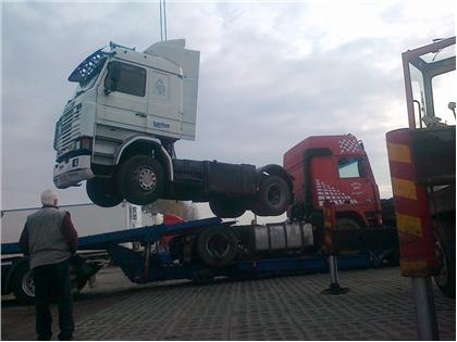 Volvo F12 SKUP CIĄGNIKÓW SIODŁOWYCH 1985-2006r. ZA GOTÓWKĘ