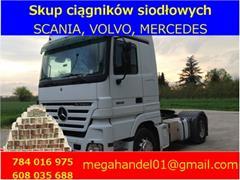 Volvo FH12 SKUP ciągników siodłowych Scania, Volvo, Mercedes
