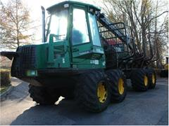 TIMBERJACK FORWARDER 810 B