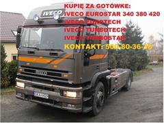 Iveco EUROTECH SKUP TURBOSTAR TURBOTECH MAGIRUS 340 380 420 ZF