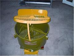 Mieszalnik do betonu Fliegl, typ Garant