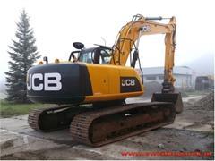 JCB JS220 GWARANCJA Koparka gąsienicowa
