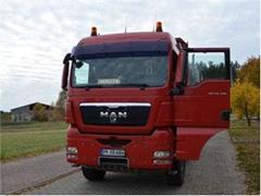 MAN TGS 26-480 6X4