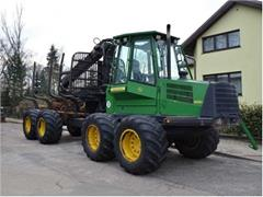 FORWARDER JOHN DEERE 1010 D