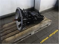 Skrzynia biegów ZF S6-36/2 S6-85 S6-65 S6-65+GV80