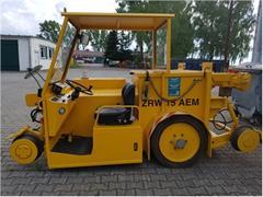 Pojazd manewrowy Windhoff ZRW15 AEM