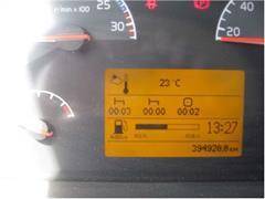 Volvo FL 240 BDF RAMA POD ZABUDOWĘ