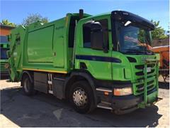 Scania Euro 5 4x2 Śmieciarka