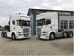 Scania R450 EURO6 6x2/4 STREAMLINE 29000km!!!
