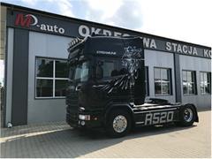 Scania R520 EURO6 STREAMLINE