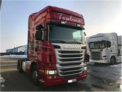 Scania R440 TOPLINE AdBlue ADR MANUAL FULL 2013