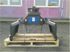 Nowy chwytak sortujący-wyburzeniowy HAMMER GRP 250