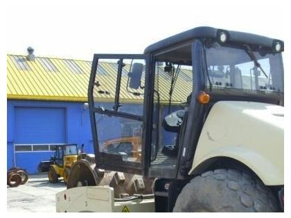 Ingersoll Rand SD-100D TF GWARANCJA ANMAR Walec drogowy ID450