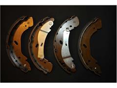 SZCZĘKI HAM. ATLEON CABSTAR (brake shoes kit)