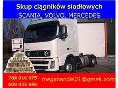 Scania R420 SKUP ciągników siodłowych Scania, Volvo, Mercedes