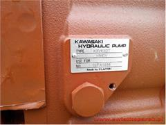 Pompa hydrauliczna K3V63DT JS130 JS160