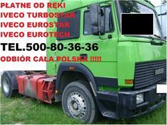 Iveco EUROSTAR SKUP IVECO EUROSTAR EUROTECH 190E38 340 380 420 ZF