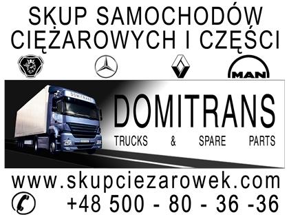 SKUP SILNIK MOST ZF MAN F90 372 362 422 403 TGA