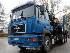 MAN 26-433 , 6X4