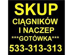 Scania SKUP CIĄGNIKÓW SIODŁOWYCH 1985-2006r. ZA GOTÓWKĘ.