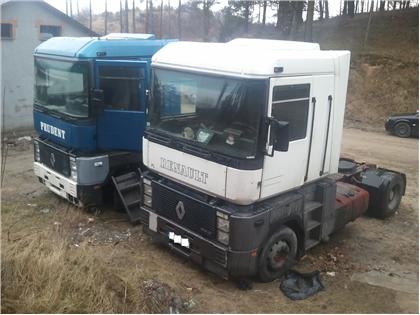 Renault Magnum SKUP CIĄGNIKÓW SIODŁOWYCH 1985-2006r. ZA GOTÓWKĘ
