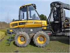 FORWARDER JOHN DEERE 1110 D