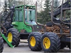 FORWARDER JOHN DEERE 1100