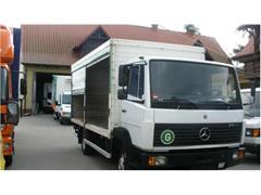 Mercedes 814 ECO POWER NAPOJÓWKA