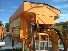 Piaskarko solarka KUPPER WEISSER 5m3