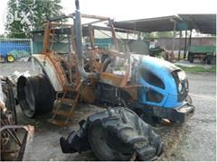 traktor LANDINI MYTHOS 110 NA CZĘŚCI