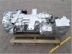 Skrzynia biegów Mercedes G211-16 G100-10 G151-9 GO