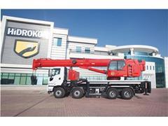 Dźwig mobilny HIDROKON HK 90 33 T3 - 30 ton