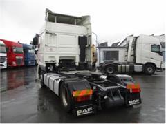 DAF XF105.460 SC MEGA-lowdeck EURO 5