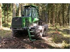 John Deere 1110 D Eco III Forwarder