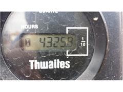 WOZIDŁO BUDOWLANE KOLEBA THWAITES MACH 564
