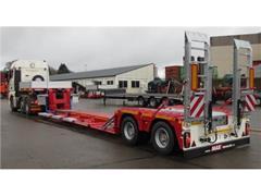 Tiefbett MAX Trailer typ MAX510-Z-2A-6.00-RM(Forst
