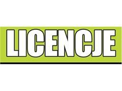 Licencja / Zezwolenie