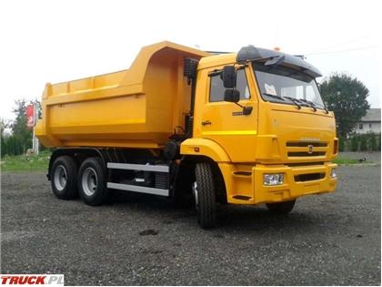Kamaz Wywrotka 1W 6x4 (15 ton)