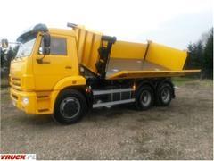 Kamaz WYWROTKA 10 ton - 26 ton