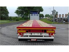 Nowa naczepa platforma MAX Trailer typ MAX200-N-3A