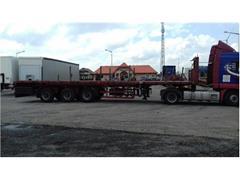 Naczepa platforma Orthaus OPS 24/A