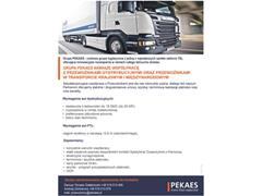 Grupa PEKAES nawiąże współpracę z przewoźnikami