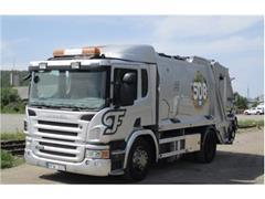 Scania Selecta 2011 r. śmieciarka