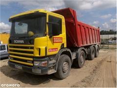 Scania P114 G 8X4