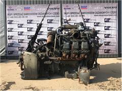 Silnik MERCEDES OM441 LA TURBO EDC
