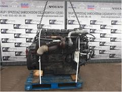 SILNIK SCANIA124 420KM DC1201