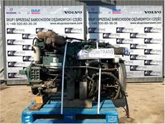 SILNIK VOLVO FL6 D6B 180KM