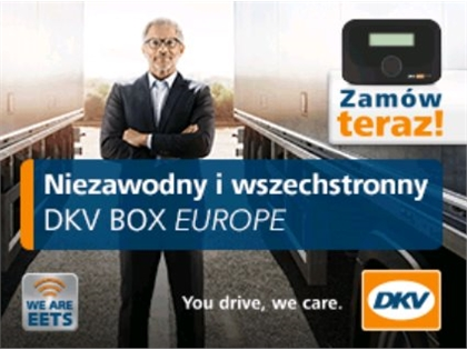 DKV BOX EUROPE