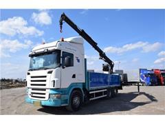 Scania R 380 HDS +ATLAS 155.1  A2